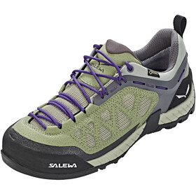 Salewa Firetail 3 GTX Shoes Women Siberia/Purple Plumeria